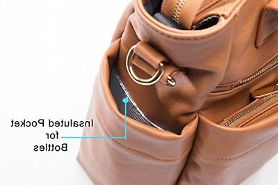 Leather Bag Backpack By Bag Pad,