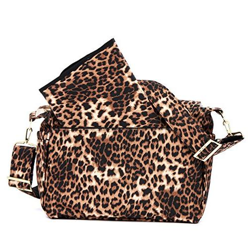 Infant Ju-Ju-Be 'Legacy Better Be The Lady' Bag Brown