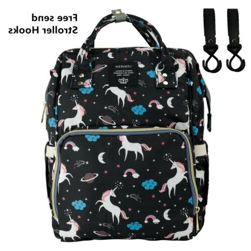 Diaper Bag Unicorn Baby Free Stroller