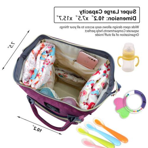 Mommy Maternity Nappy Bag Backpack