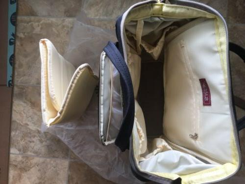 SUNVENO Maternity Bag Backpack
