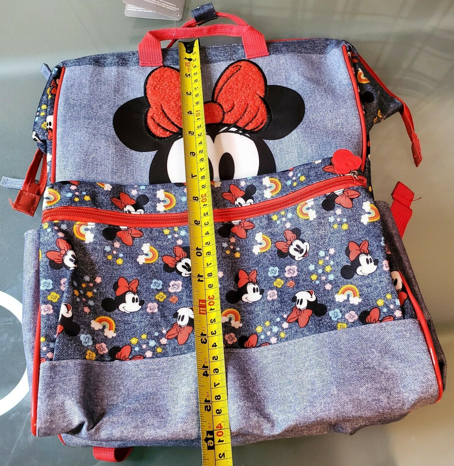 Mickey Diaper Large Bag With