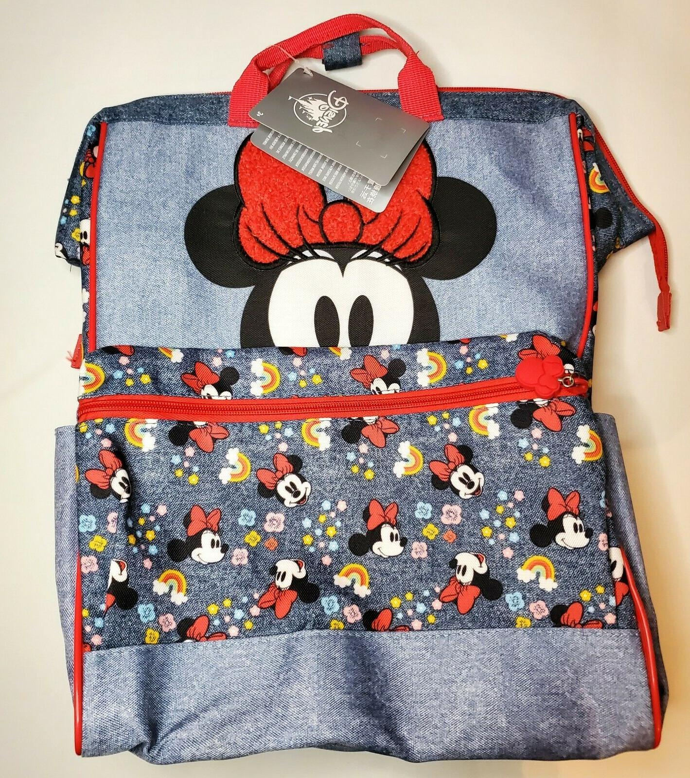mickey baby diaper bag backpack minnie mouse