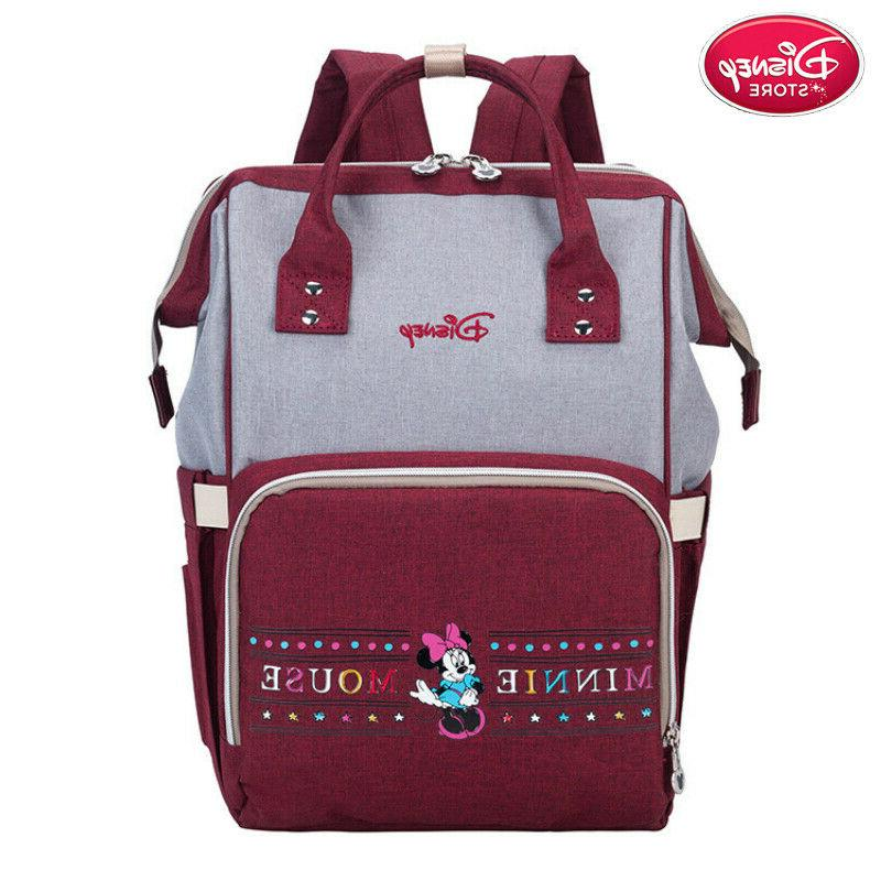 Disney Mouse Diaper Mummy Nappy Backpack