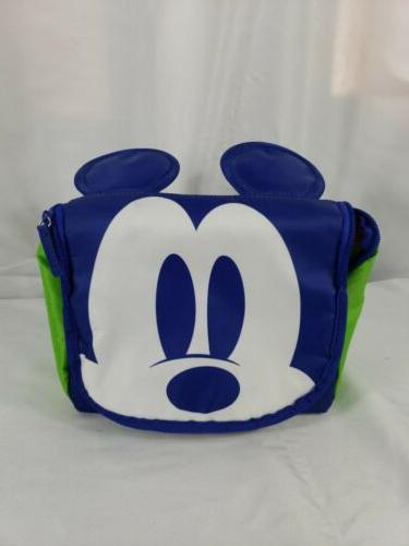 mickey mouse baby bottle lunch tote bag