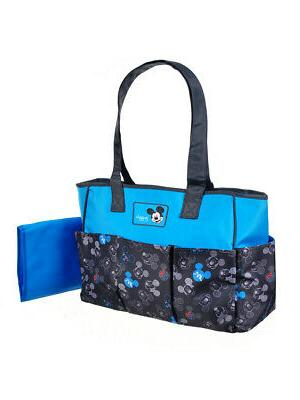 mickey mouse diaper tote