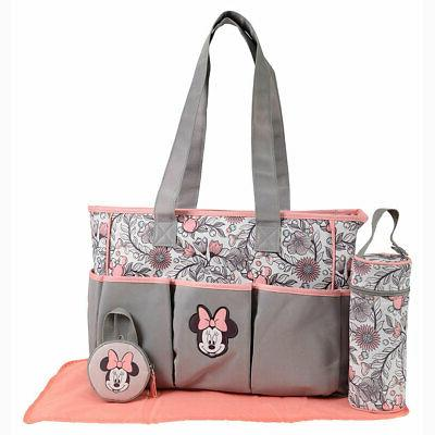 minnie mouse 5pcs large and small baby