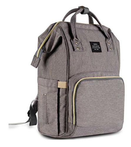 Multi-Function Backpack HaLova Grey NWT