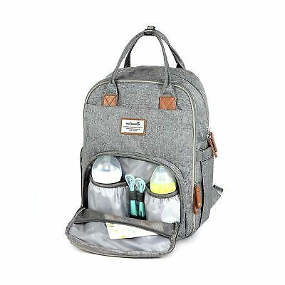 Multifunction Travel Pack Maternity Baby Changing Waterproof