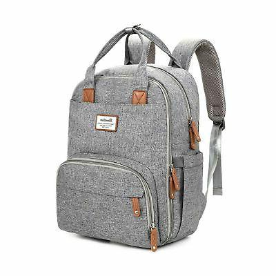 multifunction travel back pack maternity baby changing