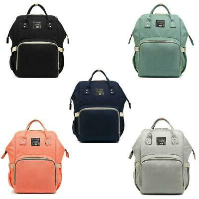 multifunctional baby nappy backpack diaper changing bag