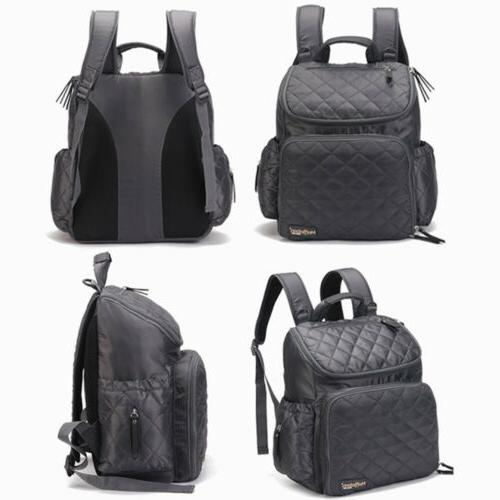 Mummy Baby Nappy Diaper Stroller Bag for Dad