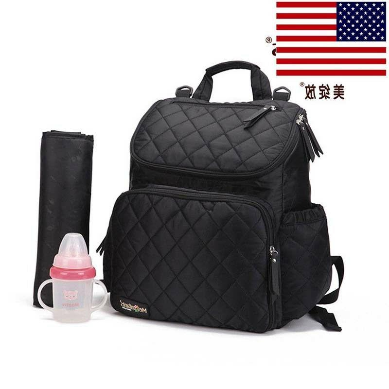 mummy maternity backpack baby nappy diaper stroller