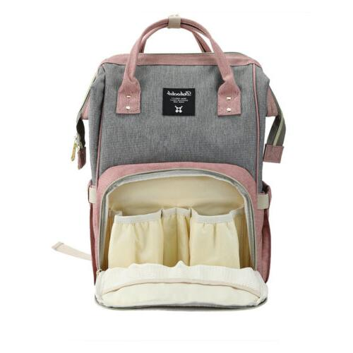 Mummy Maternity Backpack Baby Nappy bags
