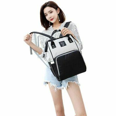 Mummy Maternity Diaper Bag Large Baby Travel Backpack