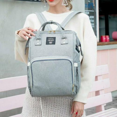 LEQUEEN Backpack With Port