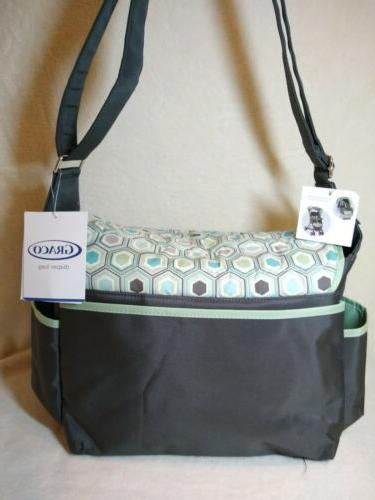 NEW DIAPER BAG WITH PAD ELEPHANT