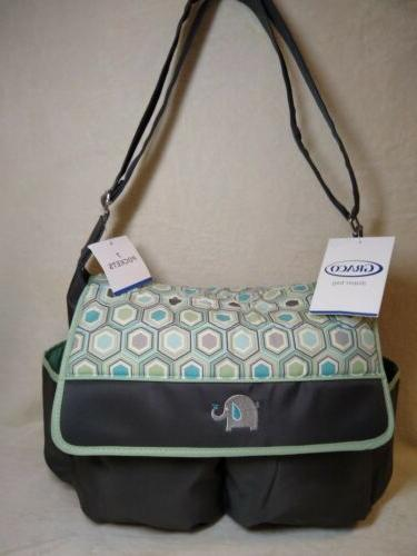NEW GRACO DIAPER BAG WITH PAD