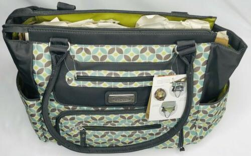 New Graco Monroe Bag Spacious
