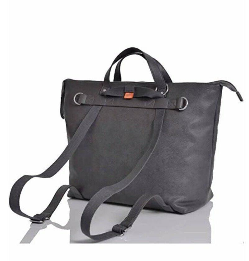 NEW Pottery PacaPod Staunton Bag Pewter Gray