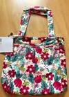 NWT JU JU BE FORGET ME NOT Rose Gold Be Light Tote Bag Flora
