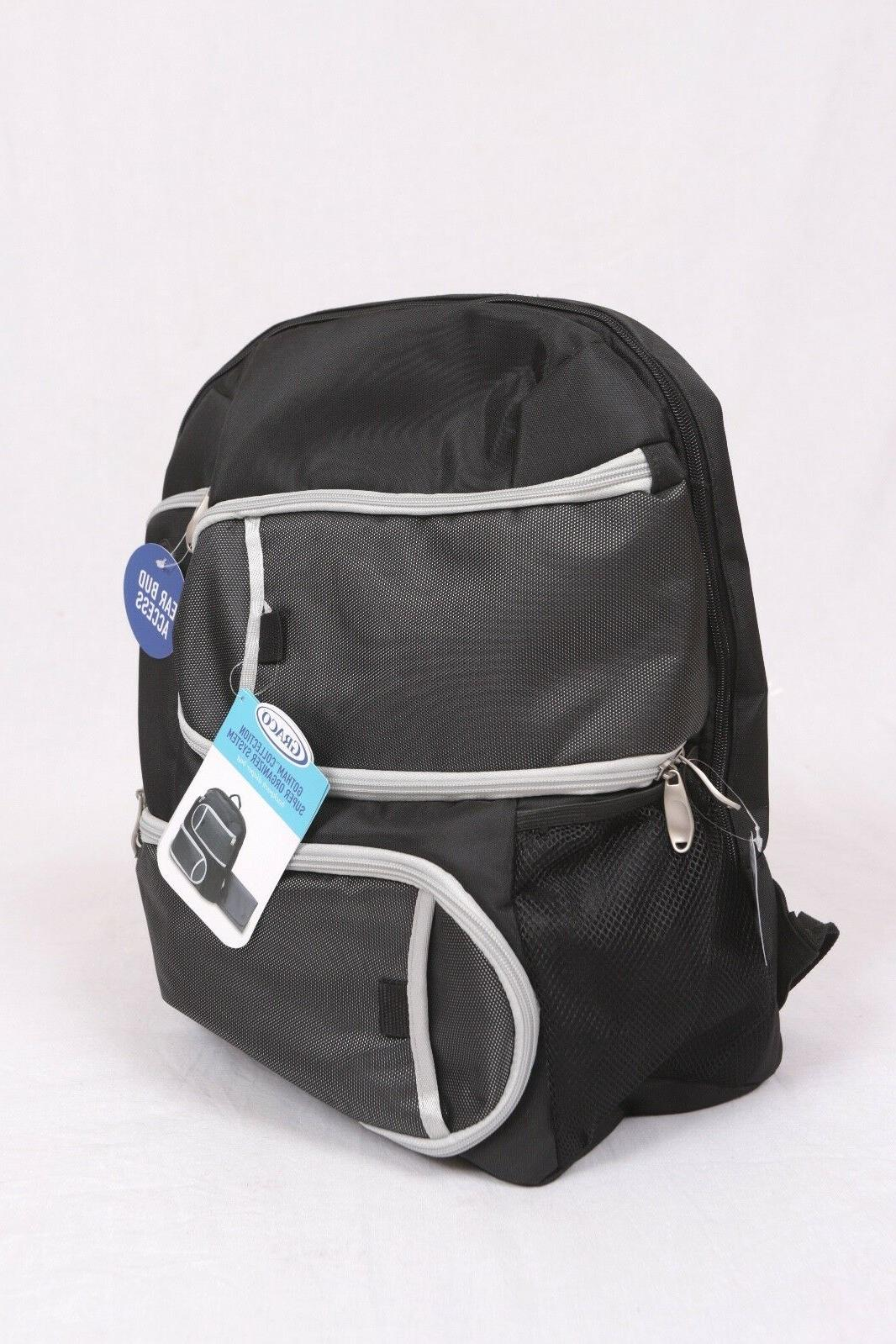 NWT Gotham Collection Super System Backpack Diaper