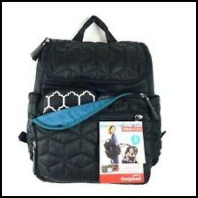 Pack and Go Bag Backpack Baby Forma Pockets Pad New