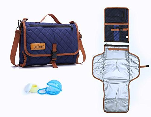 portable changing diaper station