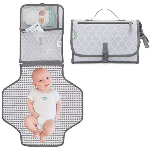 6582a9e461630 Baby Changing Pad, Portable Diaper Changing Pad, Diaper