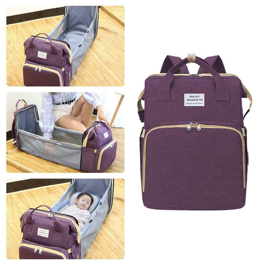 Portable Diaper Baby Baby Mommy