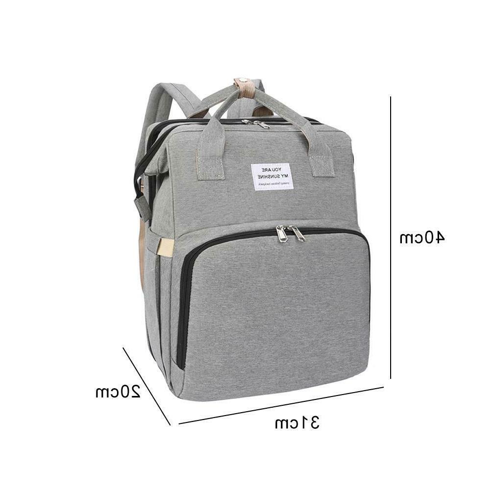 Portable Baby Travel Baby Mommy Bags