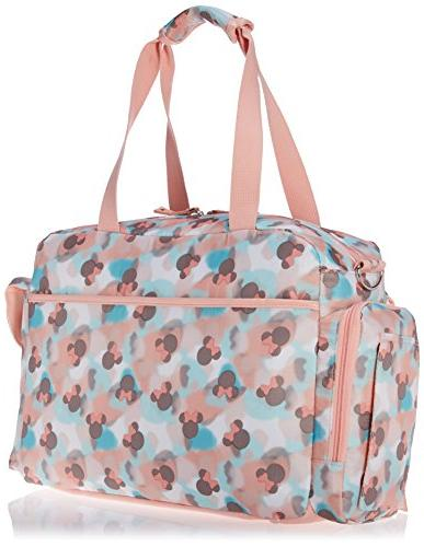 Disney Print Diaper Bag,