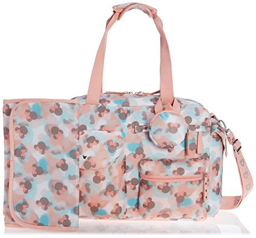 Disney Print Bag, Minnie Mouse