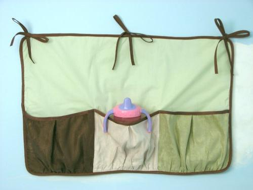 Soho Suede Bedding Set 13 included Diaper with Changing Case