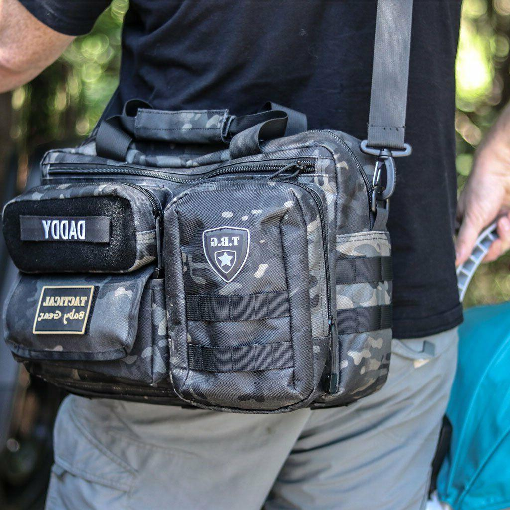 TBG Deuce 2.0 Tactical Diaper Bag™ by Tactical Baby Gear®