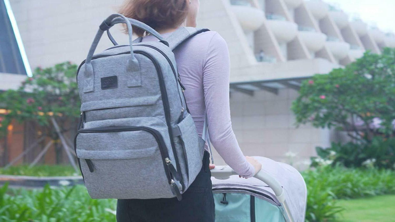 UPGRADED VERSION Backpack Capacity