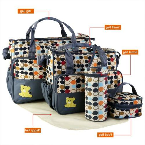 Baby Diaper Bag Handbag Change