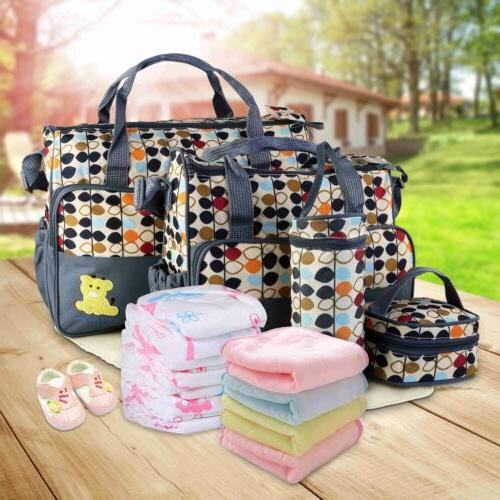 Baby Nappy Bag Handbag Change