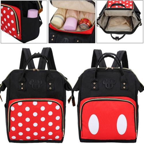 us mummy diaper bag baby nappy backpack