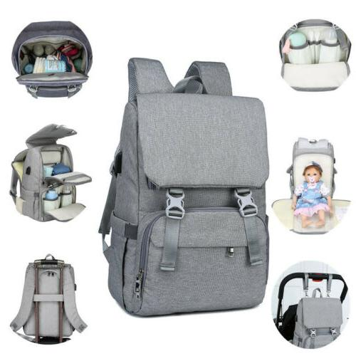 USB Diaper Travel Large