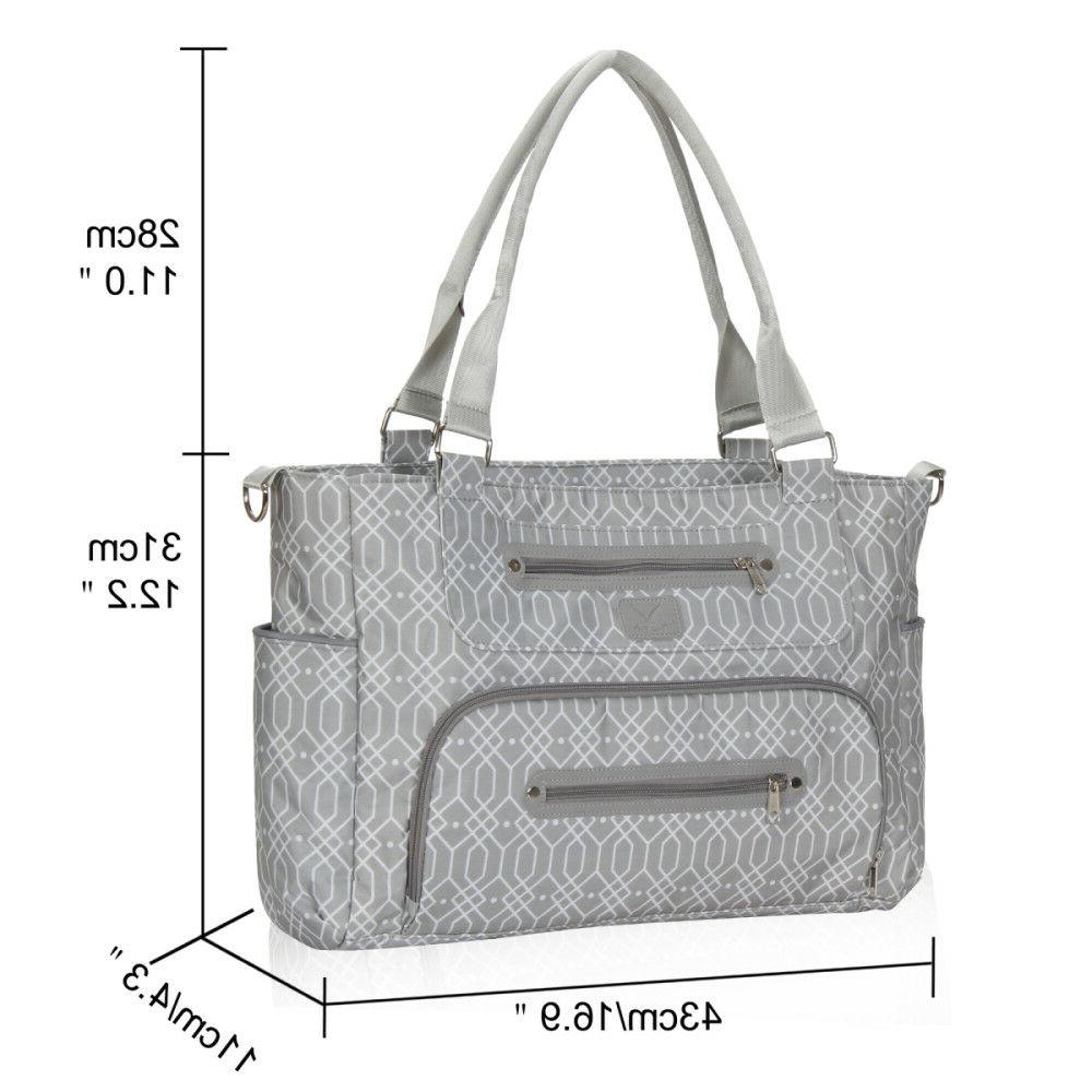 Utility Bag Tote Outdoor for Baby Care Changing Pad