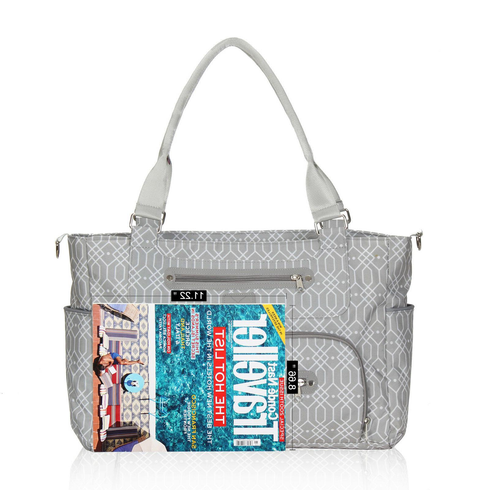 Utility Diaper Tote Outdoor for Baby Changing