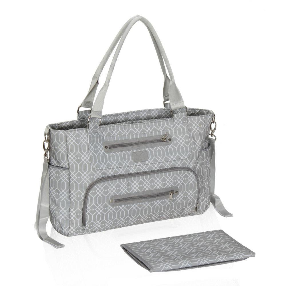 utility baby diaper bag tote outdoor nappy