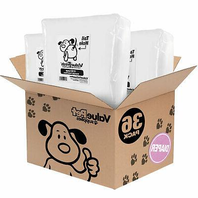 valuefresh disposable diapers for female dogs xx