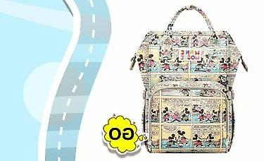 Disney Waterproof Diaper Baby Travel