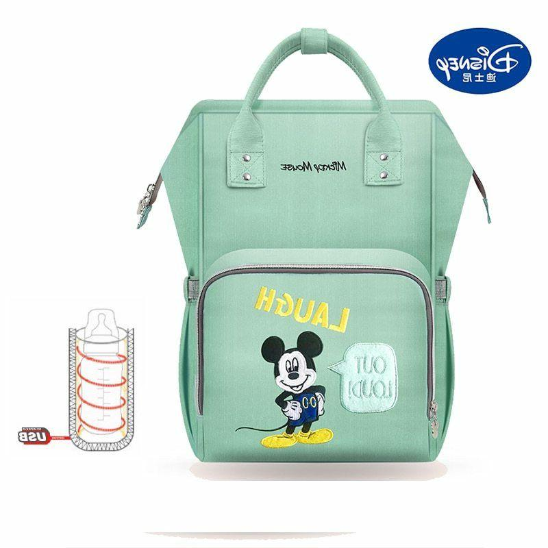 Disney Diaper Large Baby Bottle Travel