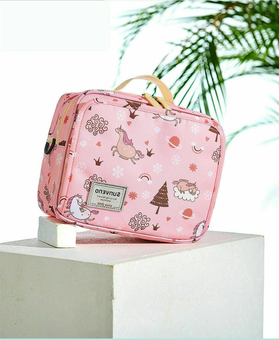 Diaper Backpack with Stroller Changing Pad