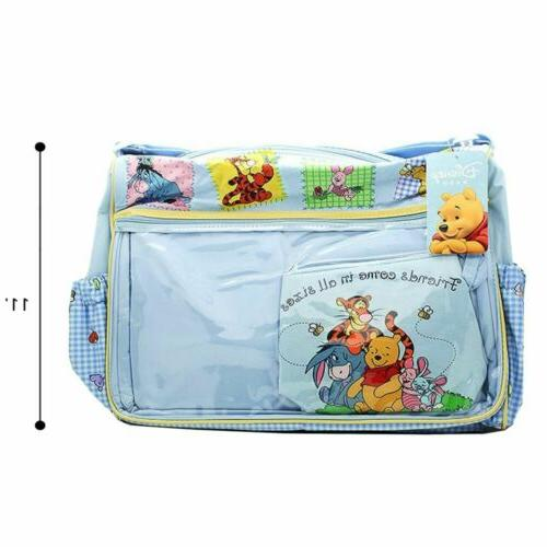 Disney Winnie the & Friends Large Bag for Baby & Items