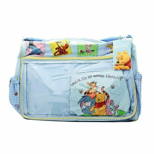 winnie the pooh and friends large diaper