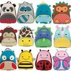 SKIP HOP ZOO LITTLE KID BACKPACKS; Ladybug,Giraffe,Owl,Unico